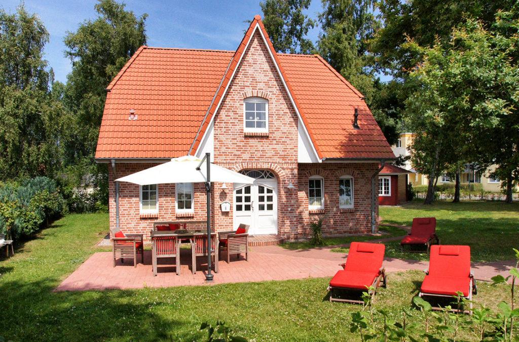 Glowe Ferienhaus Eichenwald